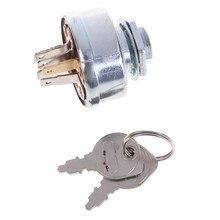 Cortacésped de 5 pines, interruptor de arranque con llave para 4406R STD365402