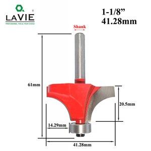 Image 5 - LAVIE 1 adet 6mm 1/4 Sap Küçük Köşe Yuvarlak Yönlendirici Bit için Ahşap Kenar Ağaç İşleme Değirmen Klasik Kesici Bit ahşap için MC01035