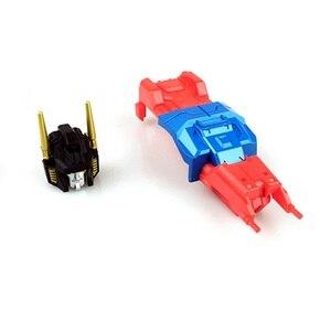 Image 3 - PE IDW głowa rzeźba skrzynia dla Superion Menasor Combiner Wars Robot akcja figurka zabawka PC04