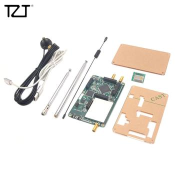 TZT HackRF One Software Defined Radio 1MHz to 6GHz SDR Development Board with Sheel Kit Antenna