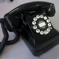real life escape room props horrible phone dial the correct phone number to open lock with audio clues escape room game