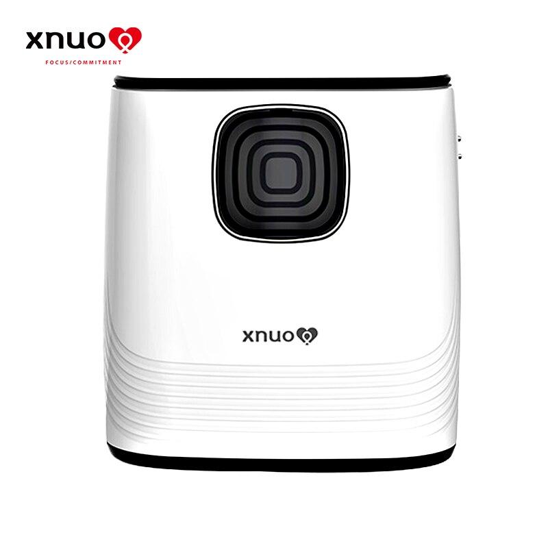XNUO Y8 портативный концентратор кислорода дома 3л с распылением кислородная машина беременных женщин дома