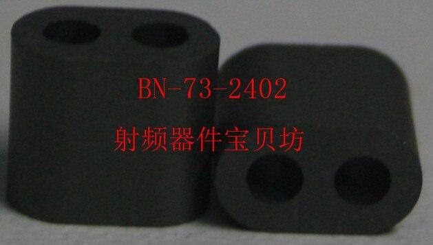 American RF Double Hole Ferrite Core: BN-73-2402