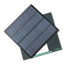 3W 12V 250MA мини-модуль солнечной панели система ячейка наружное зарядное устройство для кемпинга A-level Polysilicon солнечная панель 3W солнечная панель