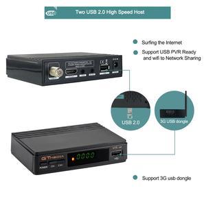 Image 4 - Hot sale Satellite TV Receiver Gtmedia V7S HD Receptor Spain DVB S2 Satellite Decoder Freesat V7 HD