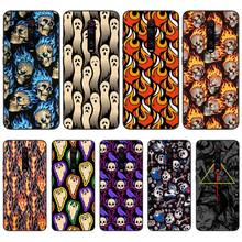 LJHYDFCNB Ghost ghost fire DIY Luxury Phone Case For Redmi K20 Note4 4X 5 5A 6 6PRO 7 8 8PRO Cover ghost omnibus volume 5