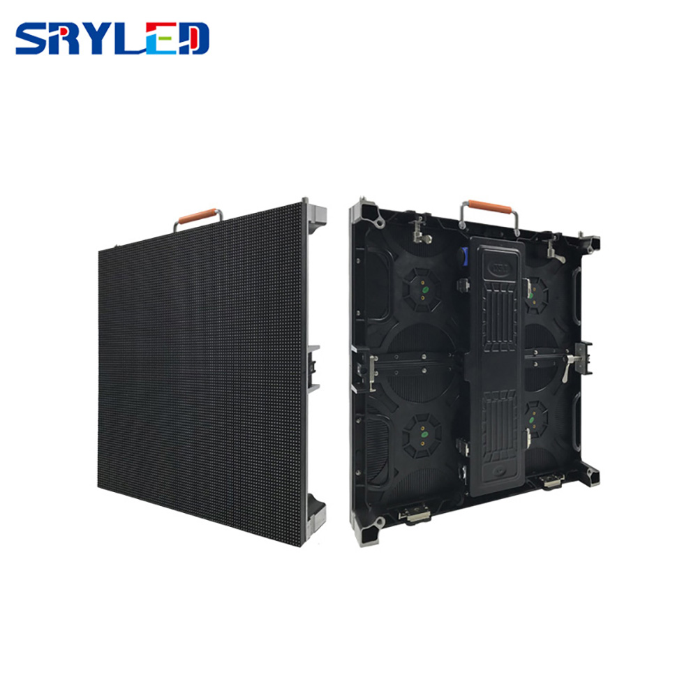 Led Display Panel Rental Stage Video Wall P4.81 Outdoor 500x500mm Led Screen