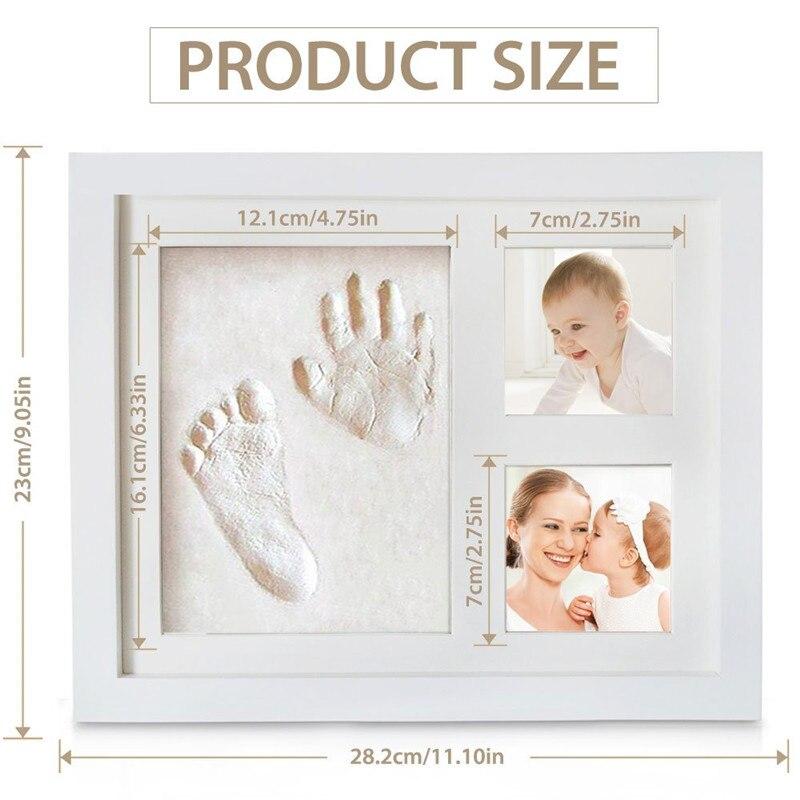 Molde p/ pés e mãos