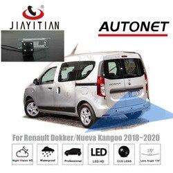 JIAYITIAN kamera tylna do Renault Dokker/Nueva Kangoo 2018 2019 2020/CCD/Night Vision/dodatkowa kamera cofania/kamera parkowania