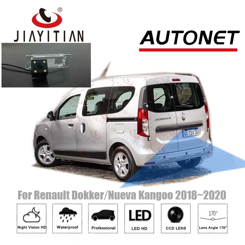 JIAYITIAN rückansicht kamera Für Renault Dokker/Nueva Kangoo 2018 2019 2020/CCD/Nachtsicht/Backup reverse Kamera/parkplatz kamera
