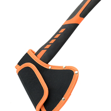 Holster Sheath Head-Cover AXE Hatchet-Head Camping-Blade INCLUDING for 6mm Belts Oxford