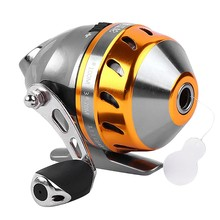 SEWS-Slingshot Fishing Reel Spincast Catapult Hunting Closed Reel with Line for Hunting Fish(China)