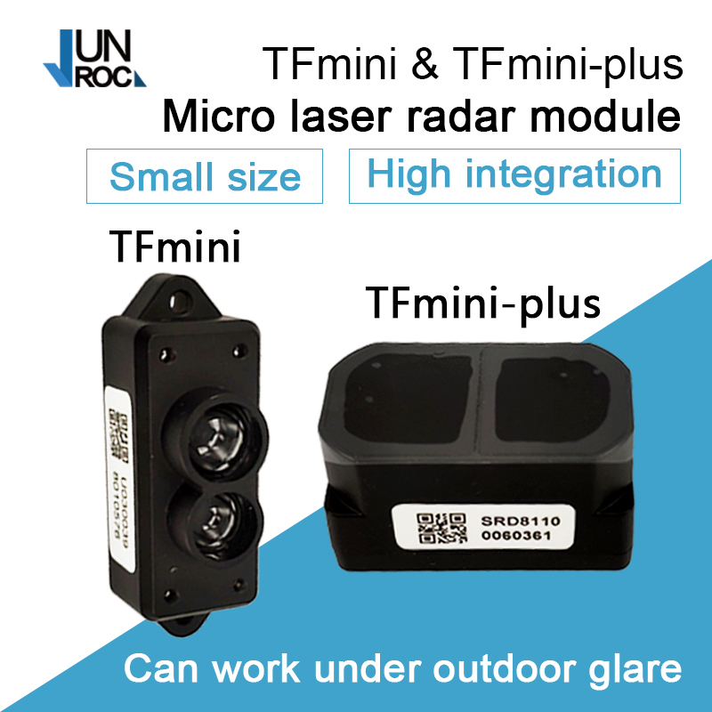 TFmini/TFmini Plus Lidar Range Finder Sensor Module Single Point Ranging For Raspberry Pi Pixhawk Drone FZ3000 FZ3065