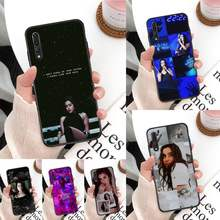 Beşinci uyum Lauren Jauregui telefon kılıfı için Huawei Mate 30 Pro P20 P30 P40 pro lite Y7 Y6 2019 onur 8X 8A 10 20lite 10i