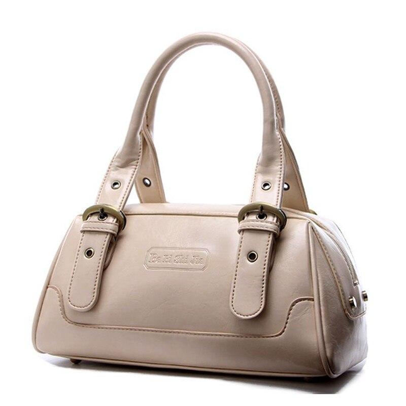 Marque femmes sac \ sacs à main concepteur Simple femme sac fourre-tout élégant mode en cuir rétro dame sac à bandoulière sac à bandoulière