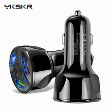 Quick Charge 4.0 3.0 USB Car Charger Fast Charging QC 3.0 QC
