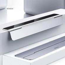 Baseus Laptop Stand for MacBook Air Pro Adjustable Aluminum Laptop Riser Foldable Portable