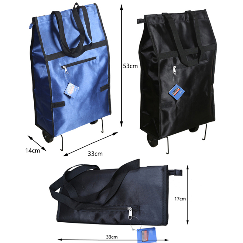 RUPUTIN-New-High-Capacity-Shopping-Food-Organizer-Trolley-Bag-On-Wheels-Bags-Folding-Portable-Shopping-Bags