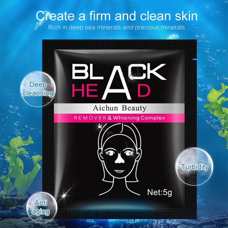 Blackhead Remover Face Mask Peel Off Masks Purifying Charcoal Black Mud Facial Beaut Nose Repair Deep Cleaning Skin Care TSLM2