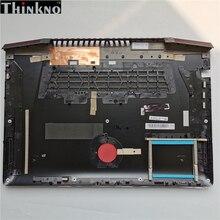 Neue untere abdeckung Für Lenovo Y700-15 Y700-15ISK Y700-15ACZ Bottom Fall Basis Niedrigeren D Abdeckung Shell AM0ZF000600 5CB0K25546