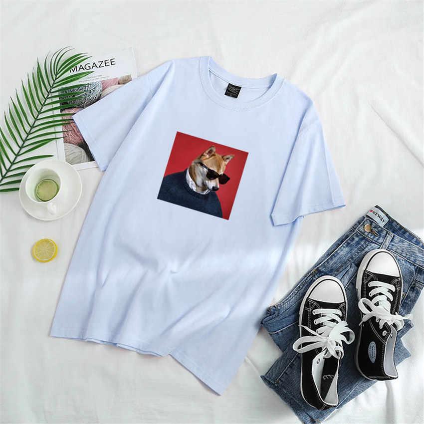 ชายเสื้อยืดฤดูร้อนแขนสั้น Harajuku ตลกพิมพ์เสื้อยืดผู้ชาย Hip Hop Streetwear 2020 TEE เสื้อ Homme Tops Tees 3XL