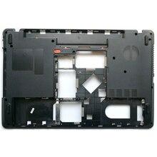 オリジナル新ラップトップボトムベースケースカバーケースエイサー 7750 7750 グラム 7750Z 7750ZG 底ベースケース D カバー