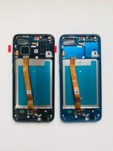 Image 5 - Plein Original nouveau pour Huawei Honor 10 COL L29 écran LCD + écran tactile numériseur assemblée remplacement + empreinte digitale + cadre 5.84