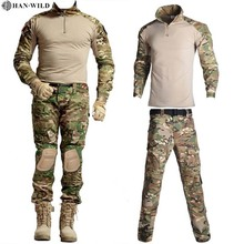 Military Uniform Shirt + Pants Outdoor Airsoft Paintball Tactical Ghillie Suit Camouflage Hunting Clothes12 Color Plus 8XL