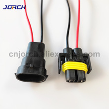 Auto-Wire-Connector Wiring-Harness Fog-Light H11-Adapter 20cm-Cable H8 Car with for HID
