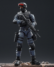 JOYTOY 1/18 figurka SWAT żołnierz w z postacią z gry Cross Fire(CF) darmowa wysyłka