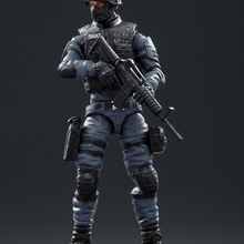 JOYTOY 1/18 action figure SWAT soldier in-game character Cro