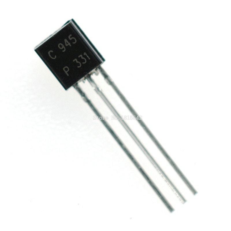 100PCS/Lot C945 2SC945 Triode to-92 50V/0.1A/0.5W/250MHZ Wholesale Electronic