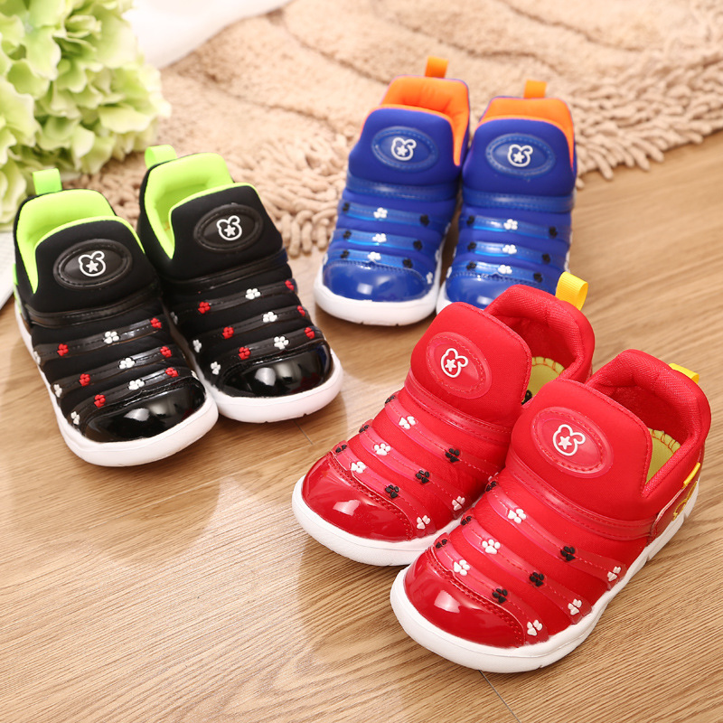 2018 Autumn New Style Caterpillar Kids' Casual Shoes Slip on Men And Women Baby Sports CHILDREN'S Shoes|Shoe Racks & Organizers| |  - title=
