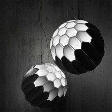 Современные подвесные светильники светодиодные гостиной лофт чтение свет лампы столовая исследование освещение декор арт-кафе Кухня подвесные светильники
