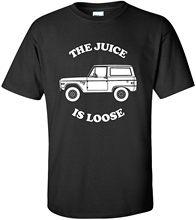 The Juice is Loose-word, t-shirt de célébrité
