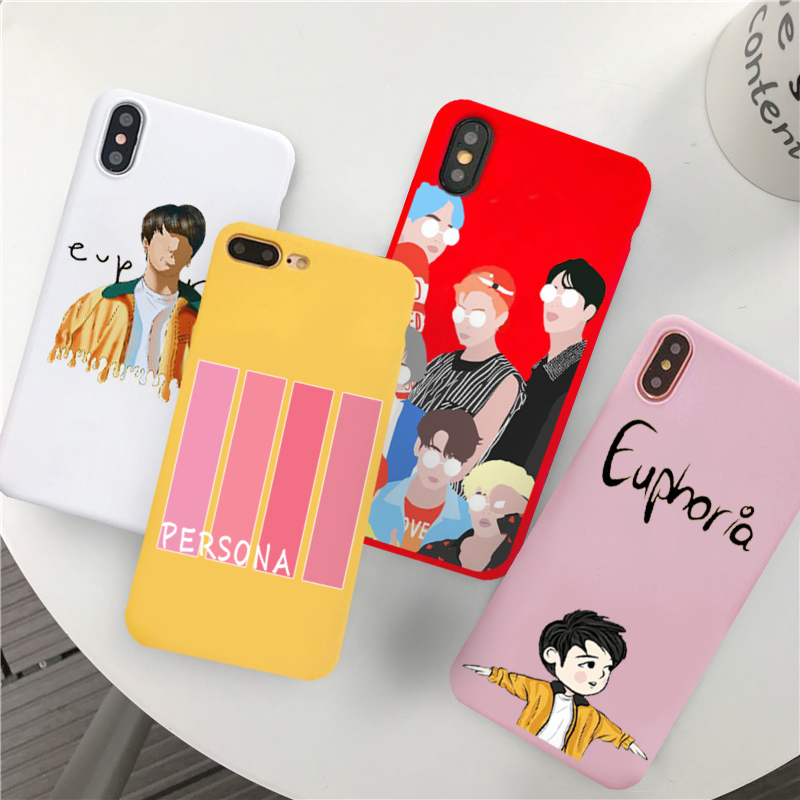 BTS Memes Phone Case For iPhone SE, 7, 11 Pro, XS MAX, XR, X, 6, & 8 Plus