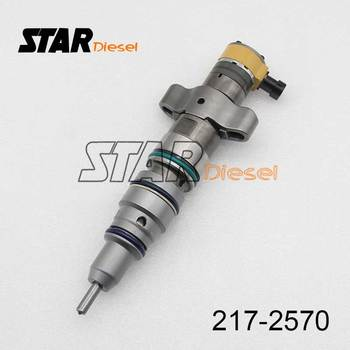 Star Diesel 2172570 for Cat Diesel Fuel injector 217 2570 for CATERPILLAR Injection 217-2570 C7 C9 engine parts