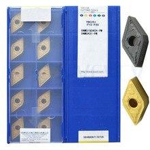 DNMG150404-PM YBC251 YBC252 DNMG150408 DNMG150604/08 CNC Lathe Carbide Turning inserts machine Sharp Blade High Quality Sturdy