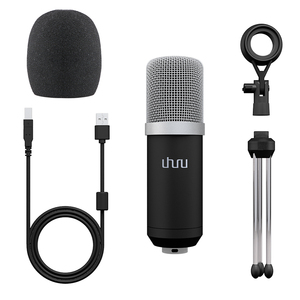 Image 5 - UHURU UM960 USB Microphone 192kHz/24bit Professional Podcast Microfono Condenser Mic With Tripod Stand for Computer Youtube