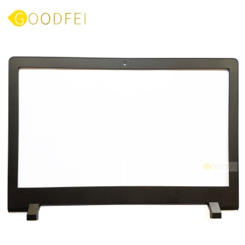 New Original For Lenovo Ideapad 110-15ISK Laptop LCD Bezel Cover Screen Front Frame Case 5B30L82917 AP1NT000500 new laptop hinge for lenovo ideapad 110 15isk notebook left right lcd screen hinges laptop