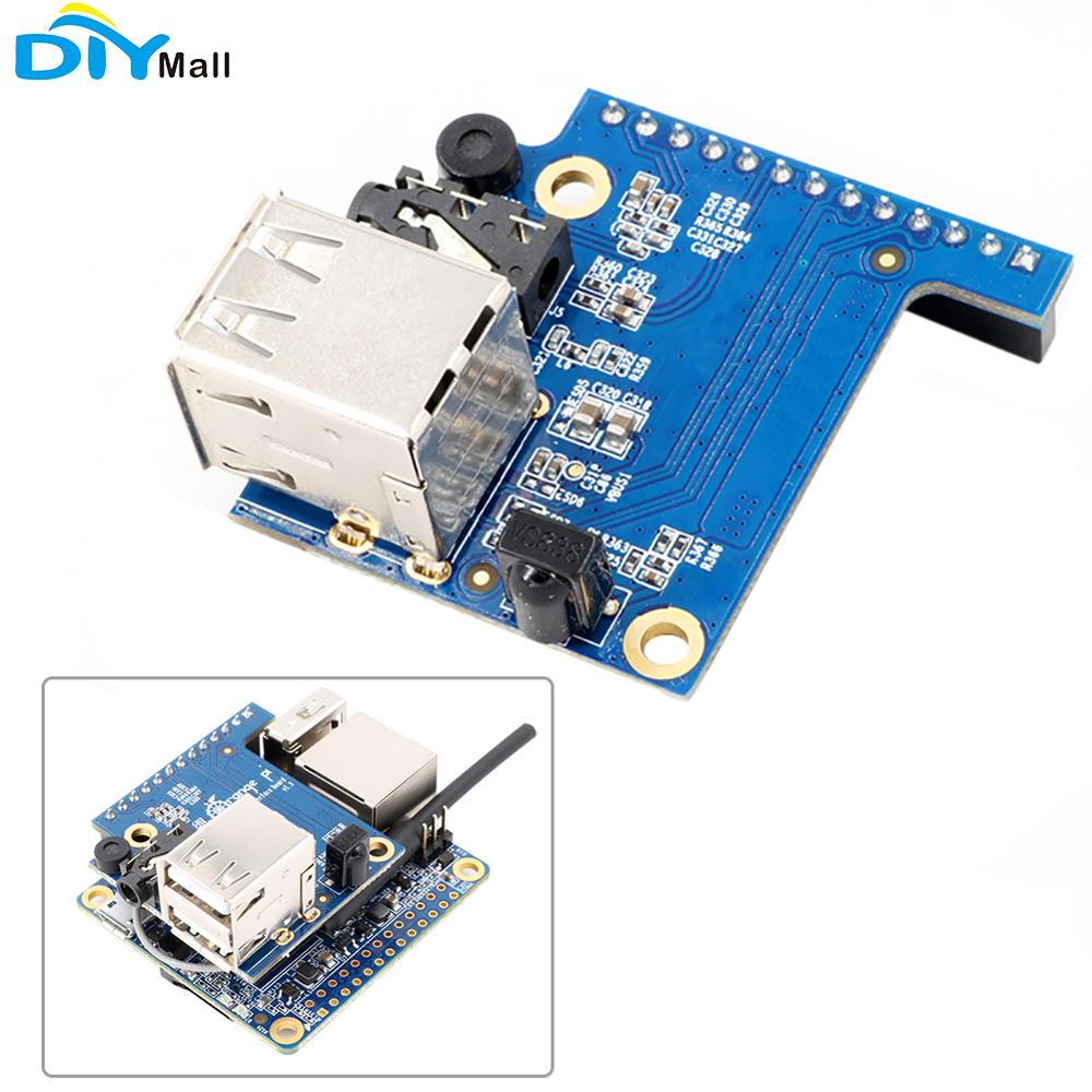 Expanding Board Development Board Adapter Board Module For Orange Pi Zero Interface Board