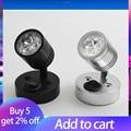Scheinwerfer Van Caravan Boot Wohnmobil Flexible Wand Lampe Decke Licht 12V LED Spot Lesen Licht Schalter Camper Led 180 °