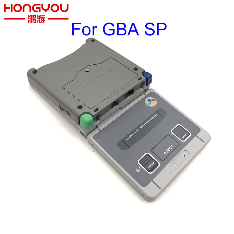 10pcs Replacement Limited Edition Full Housing Shell For Nintend Gameboy Advance SP For GBA SP Game Console Cover Case