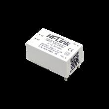 משלוח חינם חדש היי קישור ac dc 5v 3w כוח מודול HLK PM01 לבן צבע