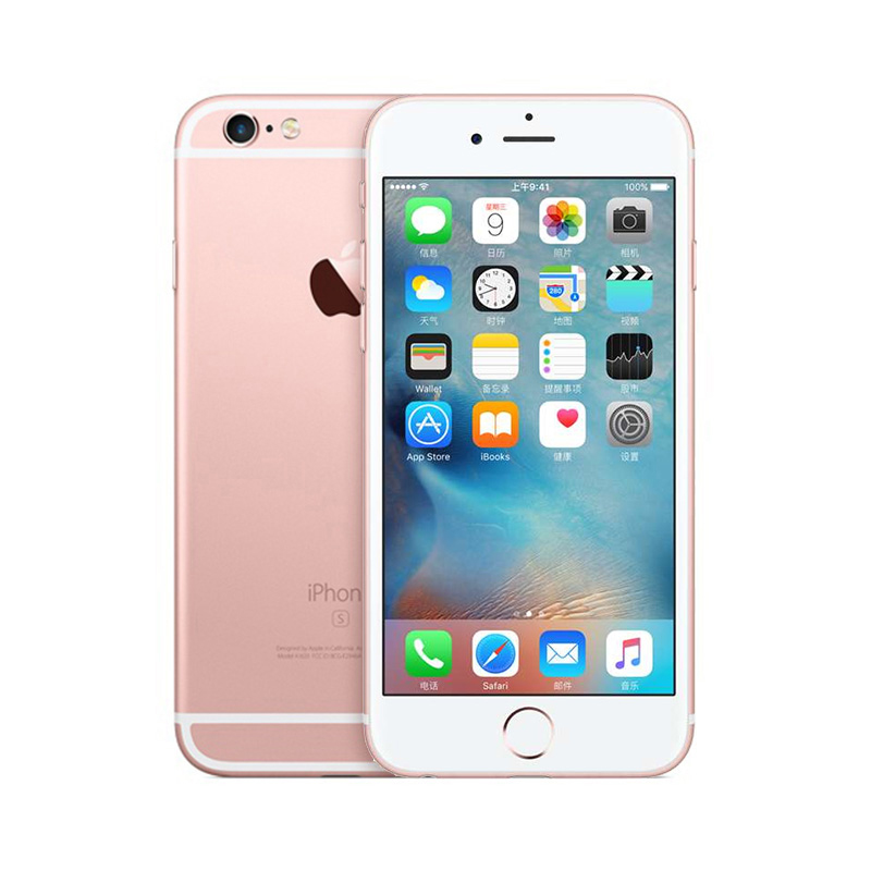 Refurbished Blackview Apple IPhone 6 S With RAM 2 GB 16 GB ROM 64 GB And 12 MP Camera 7
