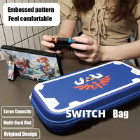 Portable Hard Shell Bag For Nintend Switch Storage Carrying Case Big Capacity Cover Protective Shell For NS Nintend Switch