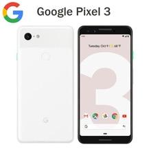 Original US Version Google Pixel 3 Mobile Phone 5.5inch 4GB