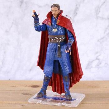 Doctor Strange Movable Statue Figure Avengers Endgame 7-inch 1