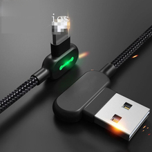 цена на 3M 2A Fast USB Double-sided Socket Cable for IPhone X XS MAX XR 8 7 6s Plus 5 Charging Line Mobile Phone Charger Usb Data Cable