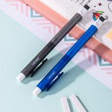 Gommes à crayon rétractable créatives en caoutchouc, stylo à pression pour dessin d'artiste, papeterie fournitures scolaires